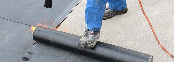 bitumen dakbedekking Roermond